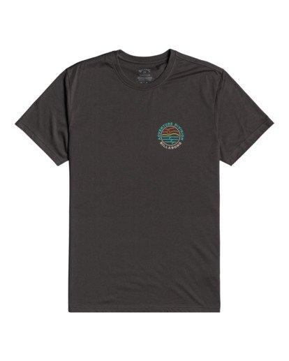 0 Adventure Division View - T-shirt pour Homme Noir W1SS69BIP1 Billabong
