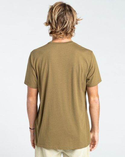 1 Adventure Division View - T-shirt pour Homme  W1SS69BIP1 Billabong