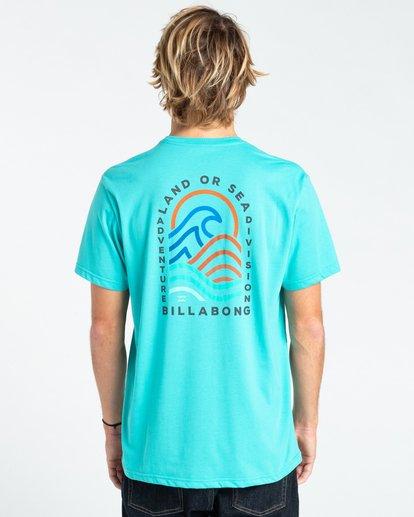 3 Adventure Division Transition - T-shirt pour Homme Bleu W1SS70BIP1 Billabong