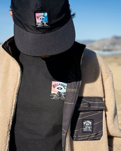 1 Adventure Division Eyesolation Arch - T-Shirt for Men Black W1SS93BIP1 Billabong
