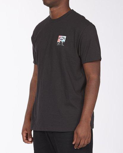 3 Adventure Division Eyesolation Arch - T-Shirt for Men Black W1SS93BIP1 Billabong