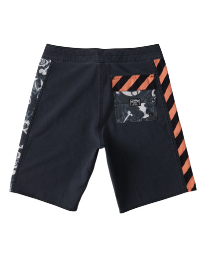 "2 Bad Billy DBah 17"" - Board Shorts for Boys Black W2BS10BIP1 Billabong"