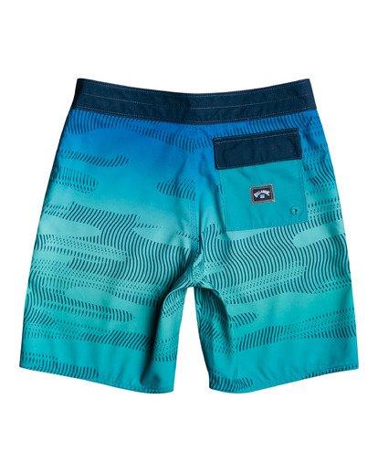 "1 Resistance 16"" - Board Shorts for Boys Blue W2BS13BIP1 Billabong"