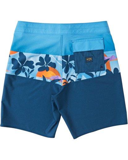 4 Tribong Pro - Board Shorts for Boys Orange W2BS21BIP1 Billabong