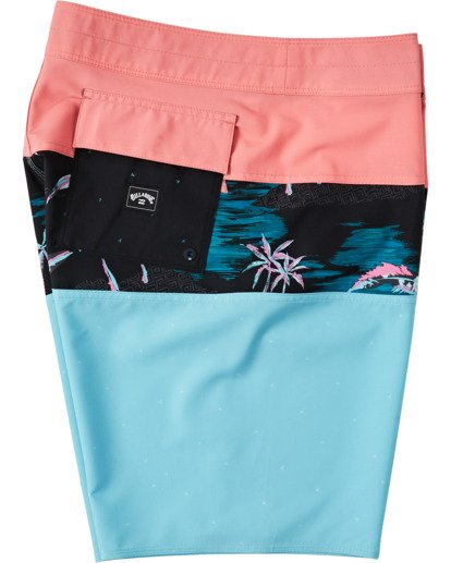 3 Tribong Pro - Board Shorts for Boys Blue W2BS21BIP1 Billabong