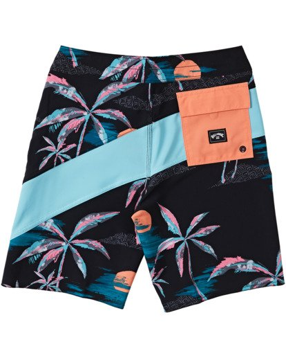 2 T Street Pro - Board Shorts for Boys Blue W2BS23BIP1 Billabong