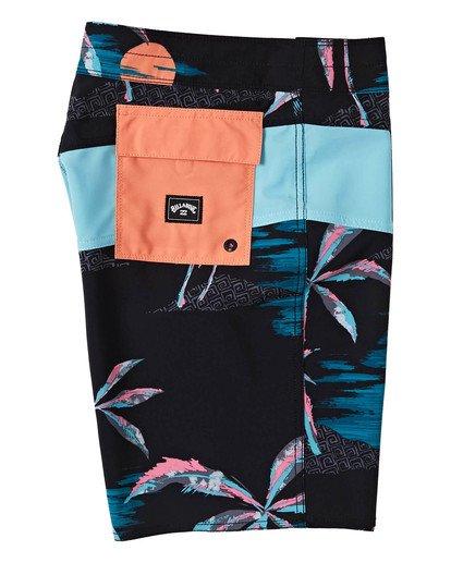 4 T Street Pro - Board Shorts for Boys Blue W2BS23BIP1 Billabong