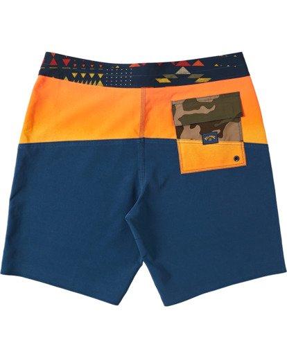 1 Fifty50 Pro - Boardshort para Chicos Naranja W2BS24BIP1 Billabong