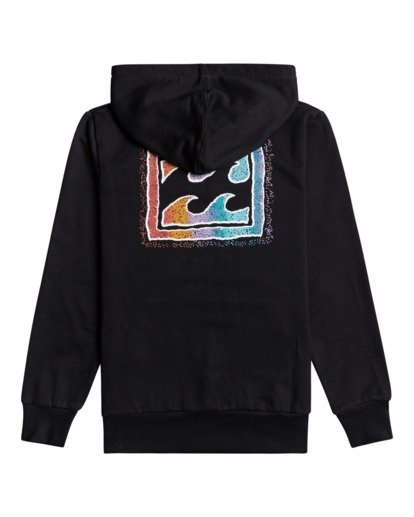 1 Crayon Wave - Sweatshirt for Boys Black W2HO03BIP1 Billabong