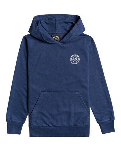 0 Crayon Wave - Sweatshirt for Boys Blue W2HO03BIP1 Billabong