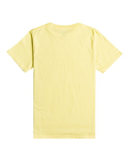1 Arch Boy - T-Shirt for Boys Yellow W2SS25BIP1 Billabong