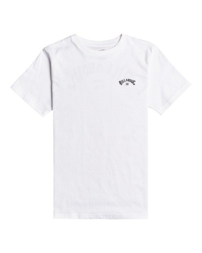 0 Arch Wave - T-Shirt for Boys White W2SS29BIP1 Billabong