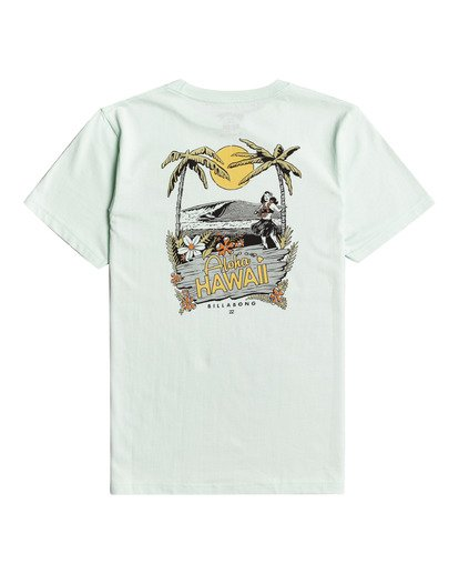 1 Dreamy Places - T-Shirt für Jungen  W2SS37BIP1 Billabong
