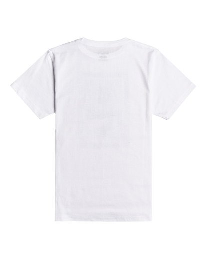 1 Painted Palms - T-Shirt for Boys White W2SS40BIP1 Billabong