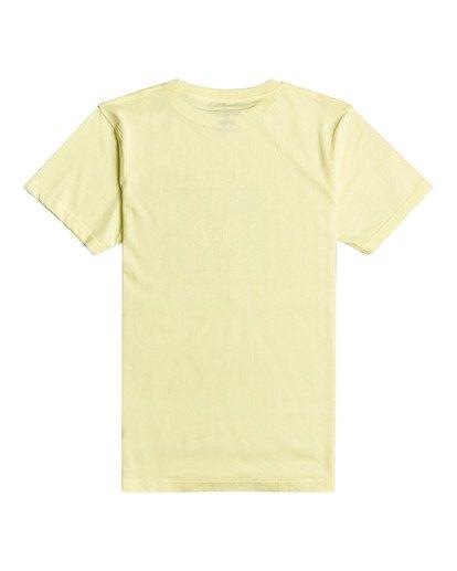 1 Mondo - T-Shirt for Boys Yellow W2SS41BIP1 Billabong