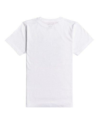 1 Hell Ride - T-Shirt for Boys White W2SS43BIP1 Billabong