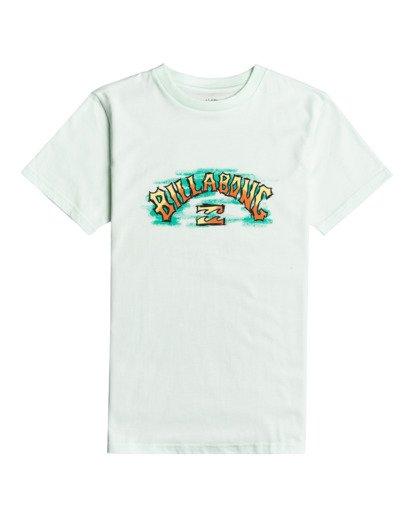 0 Arch Crayon - T-Shirt für Jungen  W2SS48BIP1 Billabong