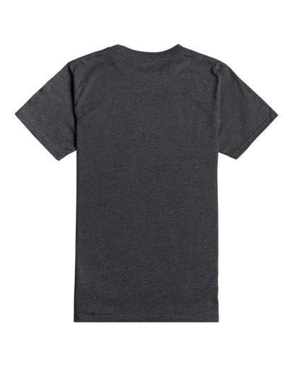 1 Doodle - T-shirt pour Garçon Gris W2SS49BIP1 Billabong