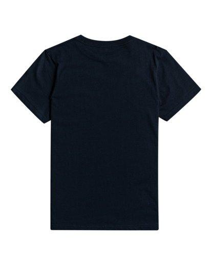 1 Greetings - T-shirt pour Garçon Bleu W2SS50BIP1 Billabong