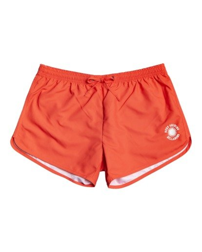 3 Good Time - Boardshort voor Dames Orange W3BS02BIP1 Billabong