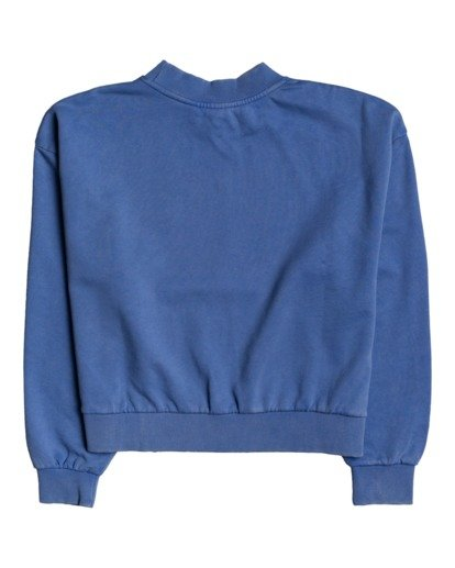 3 Dos Palms - Sweatshirt for Women Blue W3CR02BIP1 Billabong