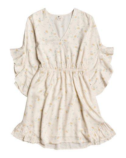 3 Love Light - Mini-Kleid für Frauen Weiss W3DR04BIP1 Billabong