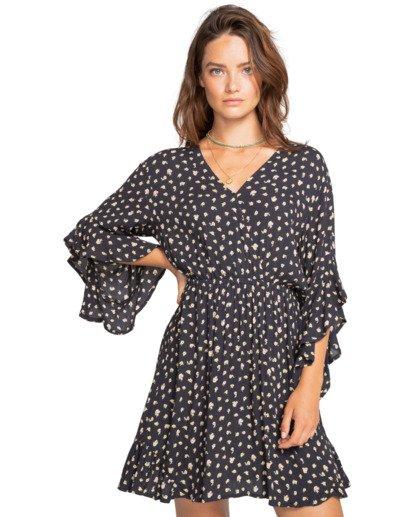 1 Love Light - Mini vestido para Mujer Negro W3DR04BIP1 Billabong