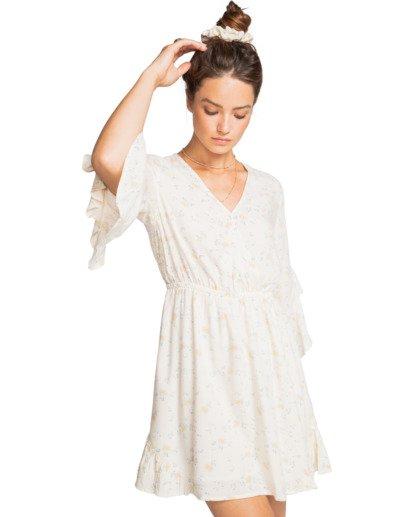 0 Love Light - Mini-Kleid für Frauen Weiss W3DR04BIP1 Billabong