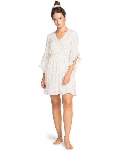 2 Love Light - Mini-Kleid für Frauen Weiss W3DR04BIP1 Billabong