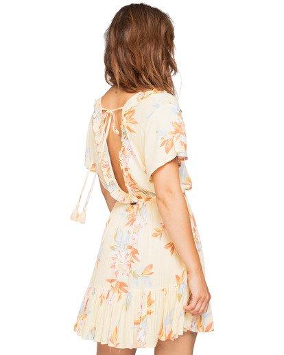 4 First Sight - Vestido con diseño vaporoso para Mujer  W3DR15BIP1 Billabong