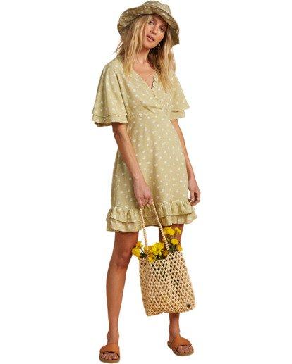 1 Salty Blonde In Bloom - Mini Dress for Women Green W3DR34BIP1 Billabong
