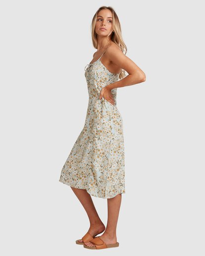 3 Del Mar - Midi Dress for Women  W3DR53BIP1 Billabong