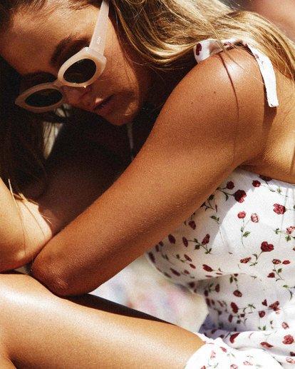 1 Tie - Robe midi pour Femme Blanc W3DR56BIP1 Billabong