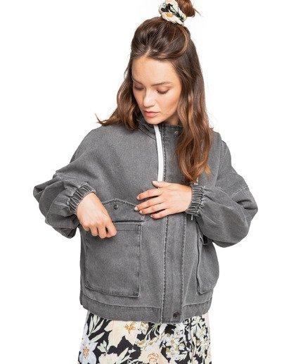 1 Spring - Sportliche Jacke für Frauen Schwarz W3JK01BIP1 Billabong