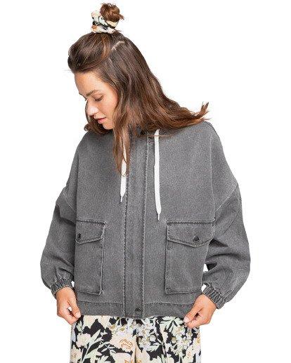 2 Spring - Sportliche Jacke für Frauen Schwarz W3JK01BIP1 Billabong