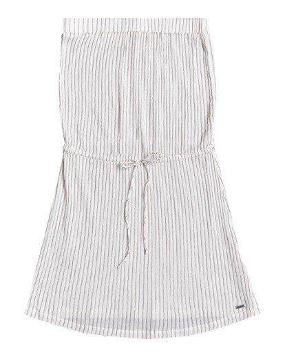 0 Far Away - Vestido de playa sin tirantes para Mujer Negro W3OS07BIP1 Billabong