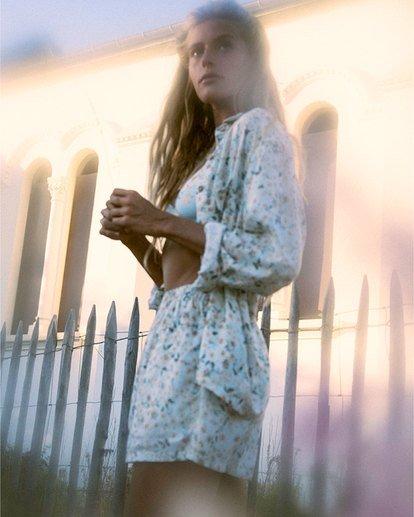 1 Sunshower Del Mar - Viskose-Set für Frauen Blau W3OS17BIP1 Billabong
