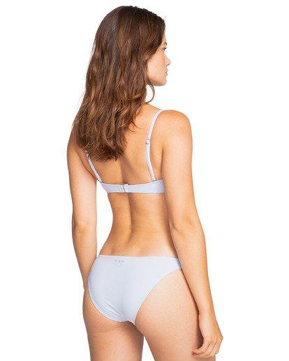 0 Sol Searcher Tropic - Medium Bikini Bottoms for Women Blue W3SB01BIP1 Billabong