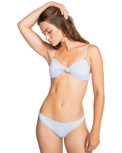 1 Sol Searcher Tropic - Medium Bikini Bottoms for Women Blue W3SB01BIP1 Billabong
