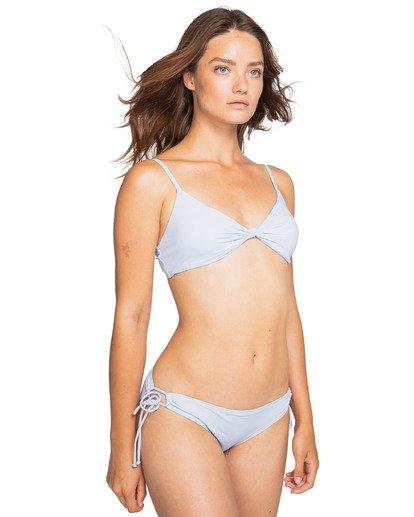 2 Sol Searcher Low Rider - Braguita de bikini discreta para Mujer Azul W3SB05BIP1 Billabong