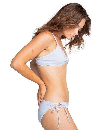 3 Sol Searcher Low Rider - Braguita de bikini discreta para Mujer Azul W3SB05BIP1 Billabong