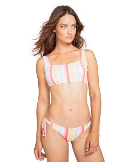 3 Sol Searcher Tanga - Mini braguita de bikini para Mujer Multicolor W3SB07BIP1 Billabong