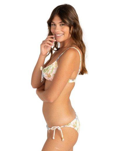 2 Ur A Dream Tie Tropic - Tie-Side Bikini Bottoms for Women Multicolor W3SB18BIP1 Billabong