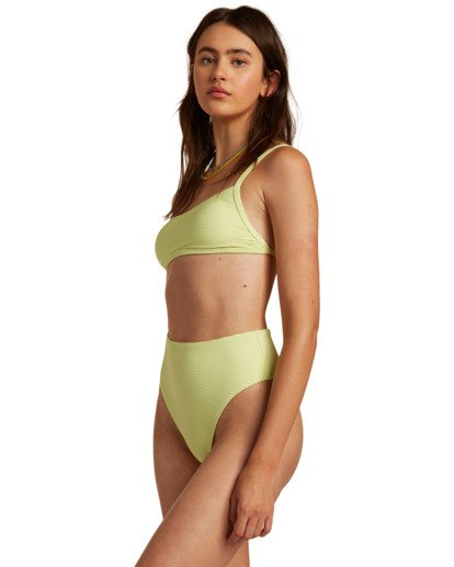 1 Tanlines High Maui - Mini Bikini Bottoms for Women Green W3SB22BIP1 Billabong