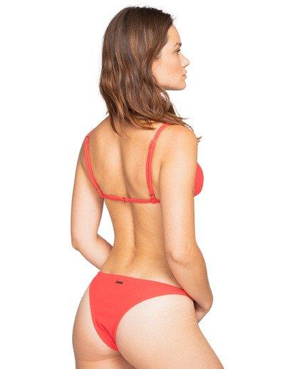 0 Feels Like Love Isla - Bas de bikini pour Femme Rouge W3SB40BIP1 Billabong