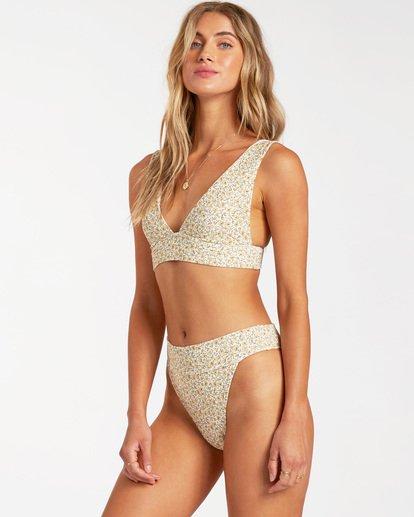 3 Summer Love Aruba - Mini braguita de bikini para Mujer Beige W3SB57BIP1 Billabong