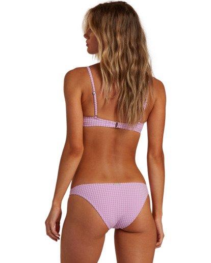 1 Surf Check Tropic - Braguita de bikini mediana para Mujer  W3SB62BIP1 Billabong
