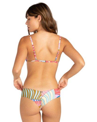 0 Surfadelic Fiji - Mini Bikini Bottoms for Women Multicolor W3SB72BIP1 Billabong