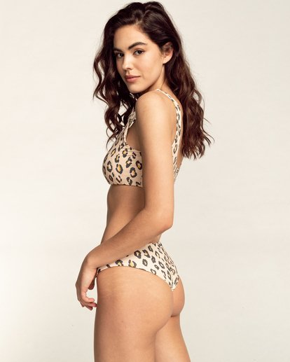 3 Sweet Sands Tropic - Wendbares Mini-Bikiniunterteil für Frauen Mehrfarbig W3SB77BIP1 Billabong