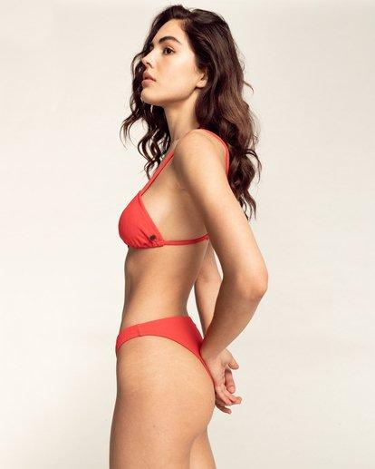 2 Feels Like Love Tropic - Medium Bikini Bottoms for Women Red W3SB79BIP1 Billabong